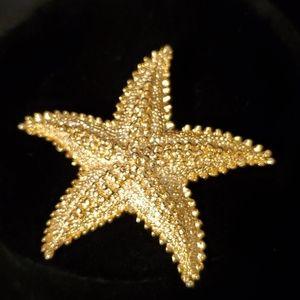 Gerry's Starfish Pin